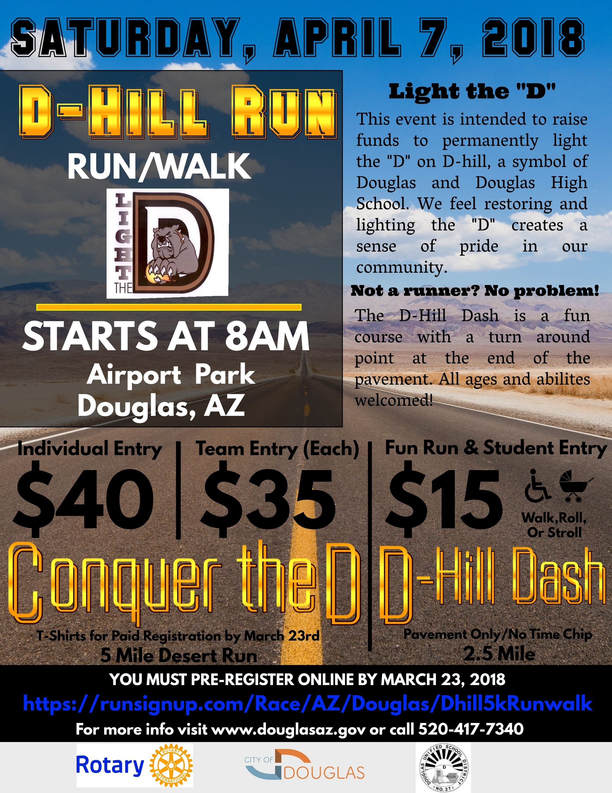D-Hill RunWalk2018_Flyer