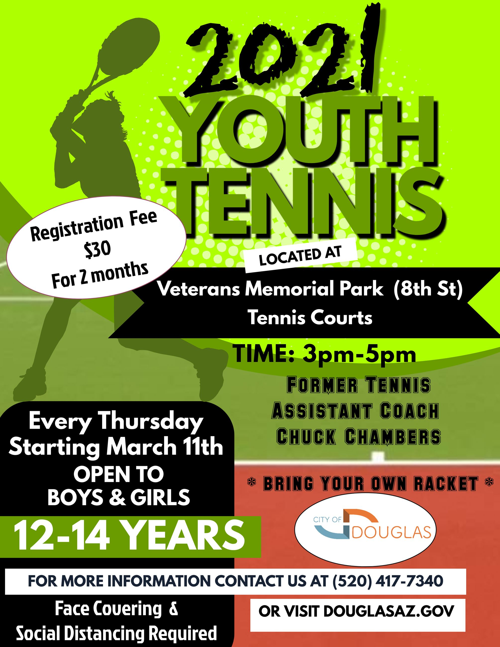 Youth Tennis Program (9)