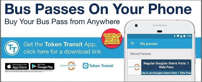 Token Transit Opens in new window